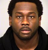 Suspect Rahim Leblanc, 30, of Oxnard, California.