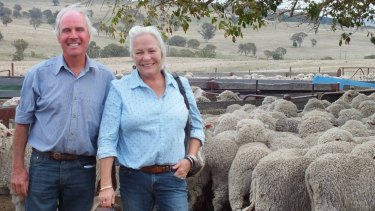 Husband and wife Andrew and Anne Basnett died on Thursday night.