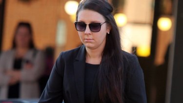 Melissa Jade Higgins received childcare benefits exceeding $3.6 million to which she was not entitled.