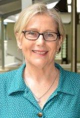 Senior lecturer Liz van Acker.