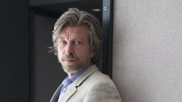 Norwegian writer Karl Ove Knausgaard.