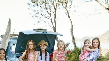 Aldi announced the Collette Dinnigan Young Hearts collection last week.