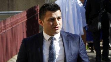 Zemarai Khatiz, the lawyer for the 16-year-old terrorist suspect.