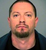 Suspect Joseph Valenzuela, 38, of Santa Paula, California.