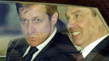 Alastair Campbell helped steer Labour to three successive election victories  under Tony Blair.