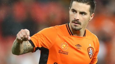 Jamie Maclaren is looking for a European club that will develop his skills.
