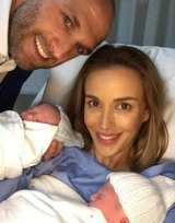 Chris and Bec Judd have recently welcomed twin boys to their brood.