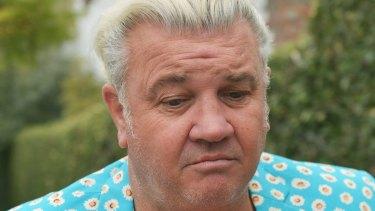 Geelong mayor Darryn Lyons is facing the sack.