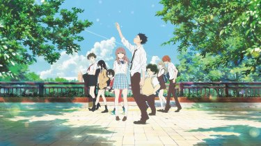 Lukewarm: <i>A Silent Voice</i> is a gentle animated film aimed at teens.
