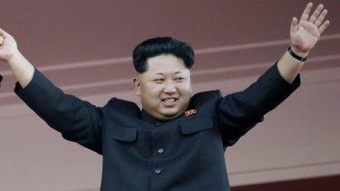 North Korean leader Kim Jong-un in Pyongyang last year.