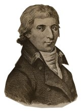 Ordered to Australia: French explorer Nicolas Baudin.