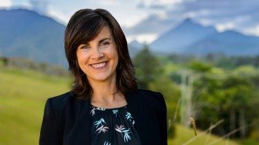 NSW Greens MP Dawn Walker.