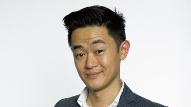 """Benjamin Law: """"When I look back at stuff that happened, now it's kind of darkly hilarious."""""""
