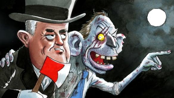 The latest illustrations from artist John Shakespeare