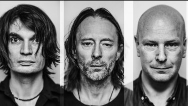 Rewarding: Radiohead have released their first album in five years.