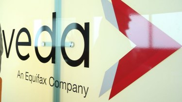 Veda, a credit reporting bureau, was bought by US credit reporting behemoth Equifax for $2.5 billion in early 2016.