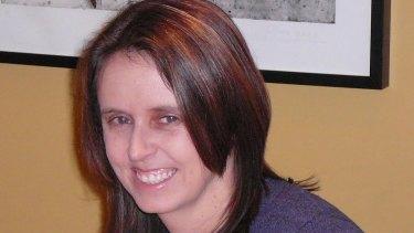 Author Meg McKinlay