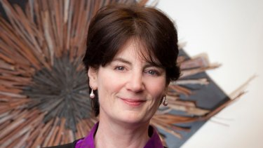 """Law Council of Australia president Fiona McLeod, SC, says the Justice Project is about """"establishing true equality before the law""""."""