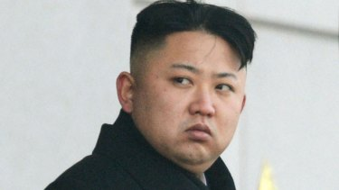 Purge: North Korean leader Kim Jong-un.