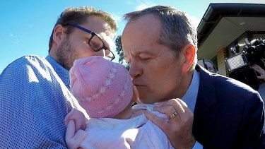 Opposition Leader Bill Shorten has Labor in front in the latest poll but a number of factors stand in his way.