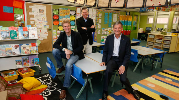 Top business figures want to teach your kids ethics