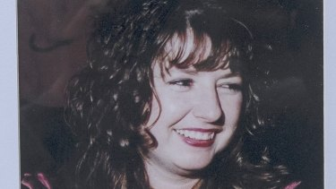 Kelly Thompson was stabbed to death in her home last year by her ex-partner, Wayne Wood.