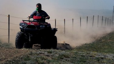 Doctors and work safety advocates are calling for quad bikes to be made safer.