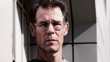 A masterly novel of the future: Author Kim Stanley Robinson.