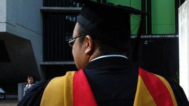 International students are often isolated in Australia.
