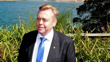 Planning Minister Anthony Roberts will seek advice from his department