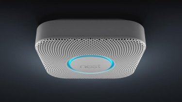The B.One Hub will also talk to the Nest Protect smart smoke/CO alarms as well as Nest Cam streaming cameras.