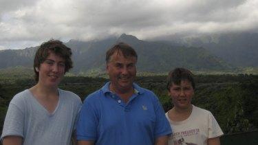 Thomas, Ralph and Stuart Kelly.