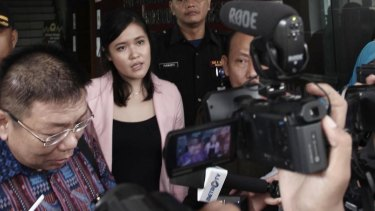 Jessica Kumala Wongso, is accused of murdering her friend Wayan Mirna Salihin in Indonesia.