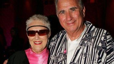 Merivale and John Hemmes in 2007.