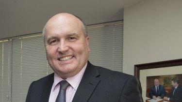 NSW Corrective Services Minister David Elliott.