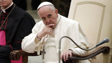 Pope Francis is implementing reforms to clean up the Vatican's finances.