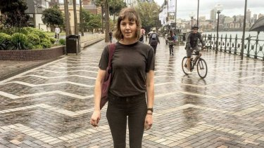 Candice Hedge was injured in the London Bridge and Borough Market area attacks.