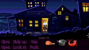 <i>The Secret of Monkey Island</i> launched on Amiga.