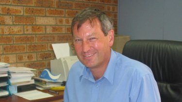 Staying on bail: Former chief executive of Bega Cheese Maurice van Ryn.