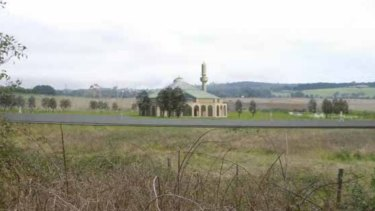 A 470-person mosque proposed by Saarban Islamic Trust to be built at 365-367 Belgrave-Hallam Road in Narre Warren.