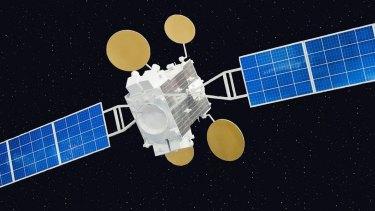 Amos-5: Lost in space but still in orbit.
