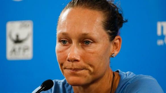 Samantha Stosur out in Dubai first round