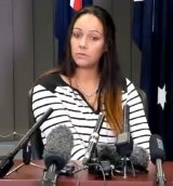 Cindy Palmer appeals for information about the unsolved killing of her daughter Tiahleigh.