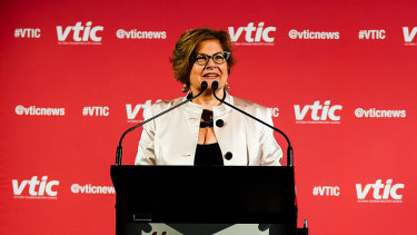 Victorian Tourism Industry Council chief Felicia Mariani.