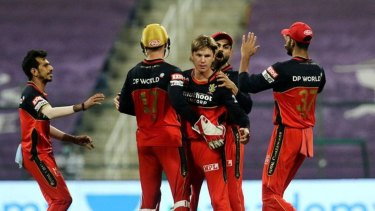 Adam Zampa and Virat Kohli have become good friends through their time playing together in the IPL with Royal Challengers Bangalore.