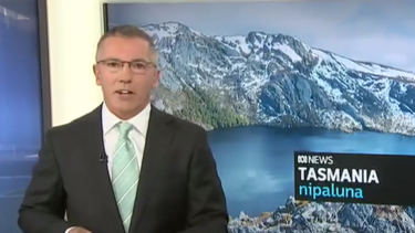 ABC Tasmania news where the use of Indigenous place names on bulletins already appears.