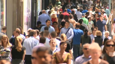 Concerns have been raised that Scott Morrison's population plan could see a rise in temporary workers moving to major cities.