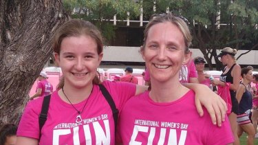 Brisbane mother and daughterJulie Richards, 47, and Jessica Richards, 20, have been confirmed dead.