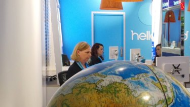 Helloworld staff are being asked to take paid or unpaid leave.