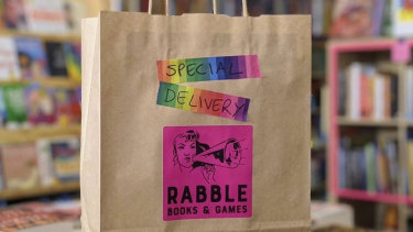 Rabble turned a challenge into an opportunity.